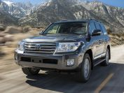 TOYOTA - Land Cruiser