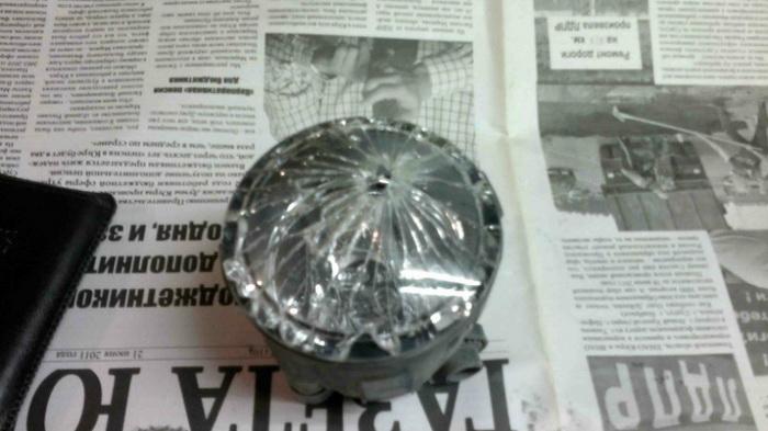Как сделать стекло для фар