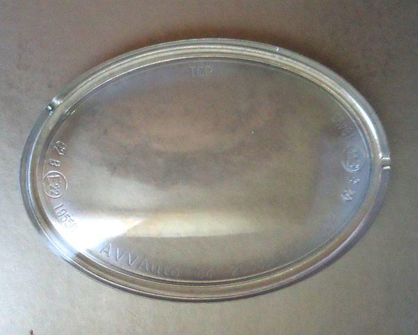 стекло противотуманные фары на фольксваген пассат б6